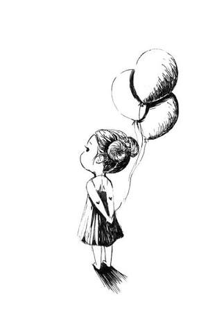 Little Miss Balloons