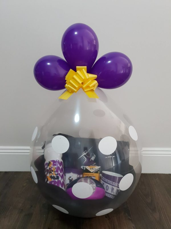 Melbourne Storm Balloon
