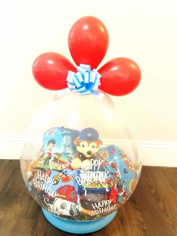 paw patrol balloon